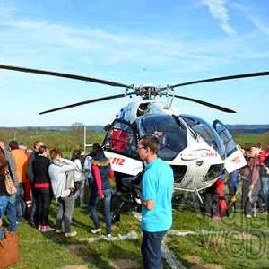 helicoptere medical Tohogne-3779