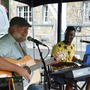 Ives Van Mol, One Man Band a Houffalive Music Festival 2019