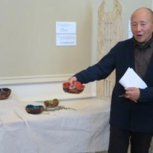 Le Commissaire Wang Liduan et ses Bols laques