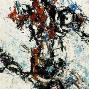 L'hiver. 1959 Pierre Lahaut