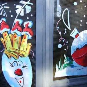 vitrine de Noel - photo 8589