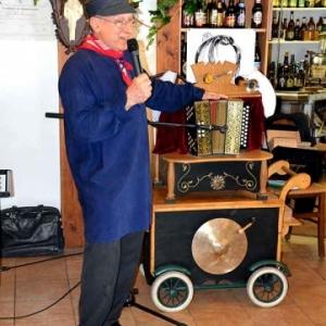 Jose Michel, homme orchestre