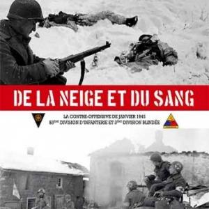 De la neige et du sang le nouveau livre de Eddy Monfort