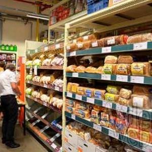 rayon pain frais de Colruyt de Bastogne-3448