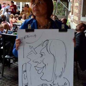 Caricature mariage-7127
