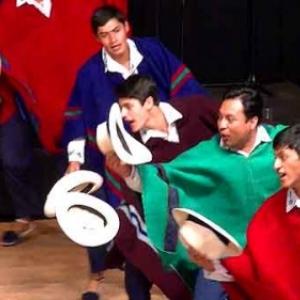 Conjunto de Danza Folklorica Expresion Latino Americana , de Cuenca - video 4