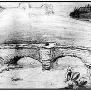 Pont Madeleine par Victor Hugo