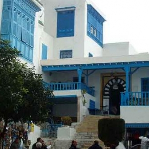02-Sidi Bou Said - le Cafe des Nattes