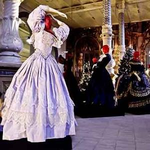 NOEL en Russie des Tsars