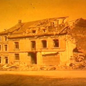 Place du Roi Albert 1945