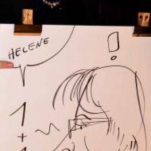 caricature NISSAN Marche - 5837