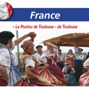 France. Le Poutou de Toulouse