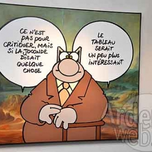 Philippe Geluk expose le Chat-6458
