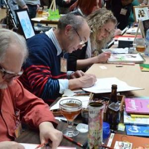 Festival Traits pour Bulles de Bastogne_6717
