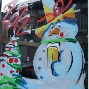 vitrine de Noel - photo 8506