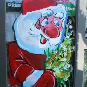 vitrine de Noel - photo 8587