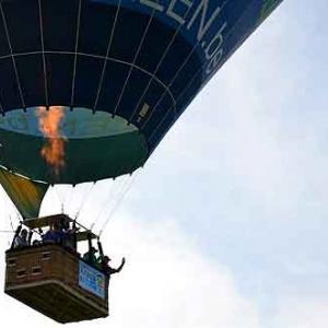 vol en ballon en Wallonie - photo 7669