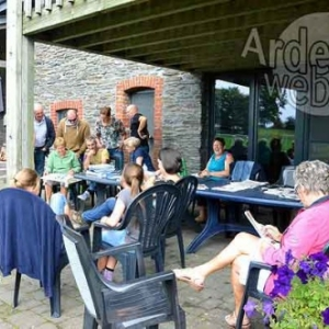 GITE Haut de Badrival pour 4-12-16-20 personnes en Ardenne