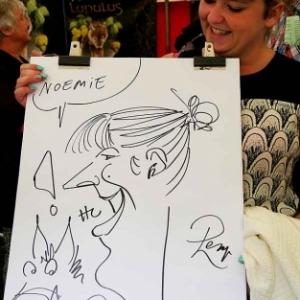Rencontre des brasseries-caricature-10709