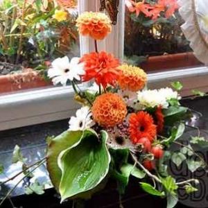 Belgian flower arrangement society -photo 21