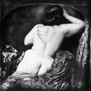 Joel-Peter Witkin Courbet in Rejlander's Pool, New Mexico, 1985 © JP Witkin, baudoin lebon