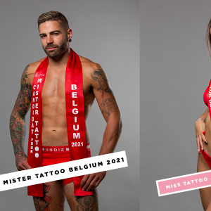 Miss & Mister Tattoo Belgium 2021