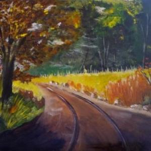 """"""" Couleurs d'automne """" ( Fabienne HENKES )"""