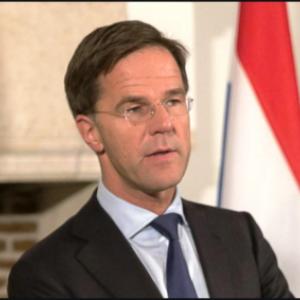 Le Premier ministre néerlandais Mark Rutte  ( photo Sud Info )