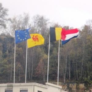 Europe, Wallonie, Belgique et Pays-Bas