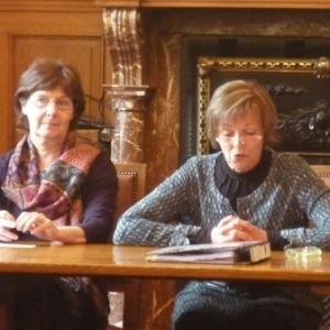 Intervention de Mme Warland, Presidente du CCE