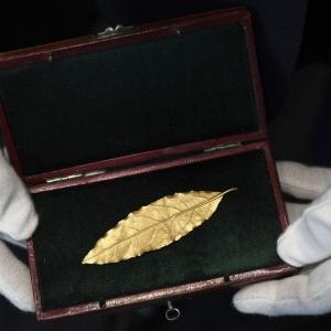 La feuille d'or  ( GETTY IMAGES )