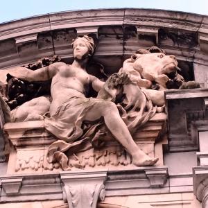 12. La fontaine Ortmans  ( photo F. Detry )