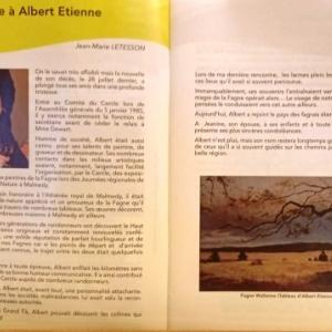 M. Albert ETIENNE