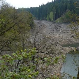 """"""" Le Grand canyon """" (Cote barrage )"""