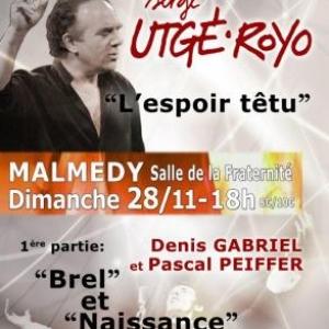 Serge UTGE - ROYO