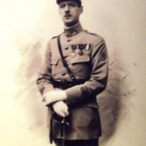 Le Général en 1914