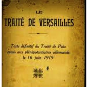Texte du Traité de Versailles