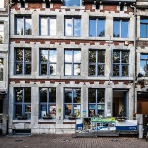 1. La Maison de l'Eau  ( photo F. Detry )