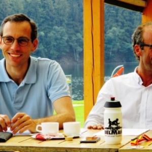 Vincent DAELEMANS et Arnaud de MEETER