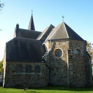 L'eglise de Faymonville a 100 ans ...
