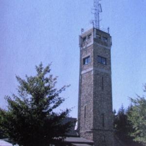 Waimes : La tour du Signal de Botrange