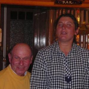 Volendam : un animateur et sa conquete sud-africaine ( ou l'inverse )