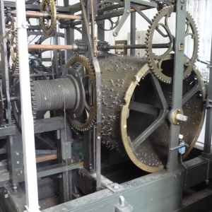 Le carillon automatique  ( Photo F.Detry )