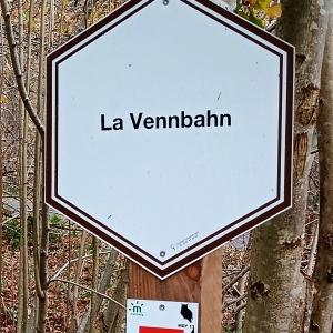 Traversée de la Vennbahn