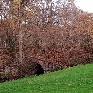 Pont sous le Ravel