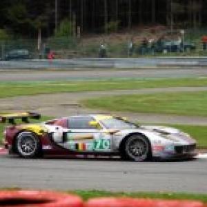 1000 km Spa - Francorchamps                   Peugeot, maître de l'anneau ardennais