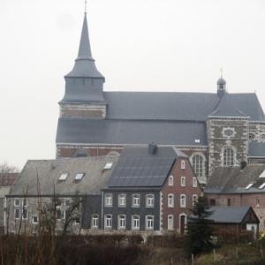 La Nuit Romantique des Plus Beaux Villages de Wallonie ( a Clermont sur Berwinne )