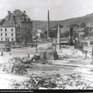 Malmedy en ruines