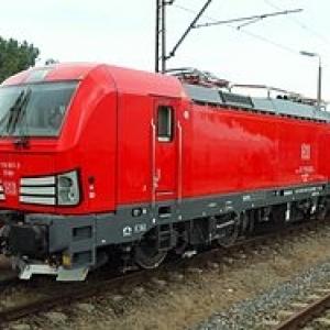 Version DB Schenker Rail Polska
