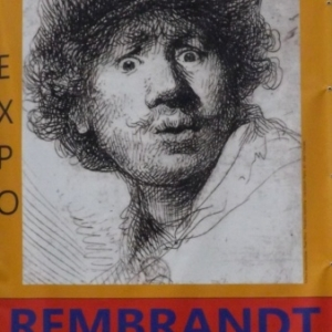 Les œuvres gravés de Rembrandt